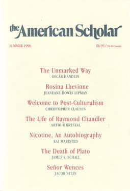journal publication chris arthur s irish essays the american scholar