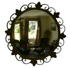 The convex mirror